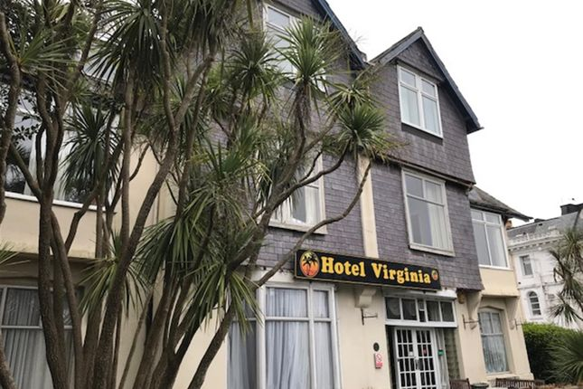 Thumbnail Hotel/guest house for sale in Licensed 24-Bedroom Coaching Hotel TQ2, Torbay