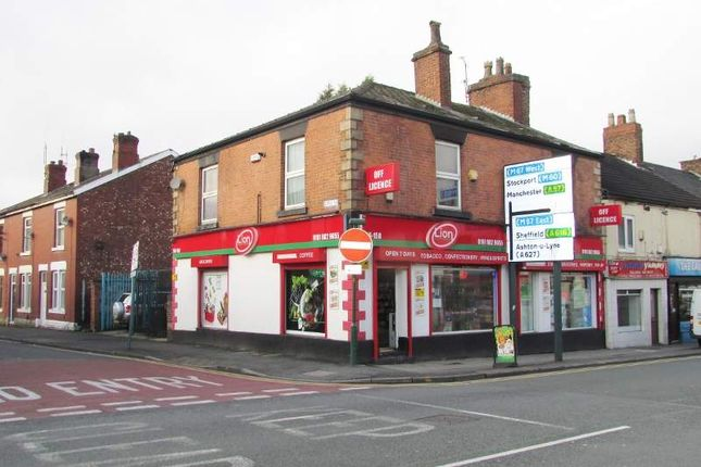 Retail premises for sale in 156-158 Market Street, Hyde