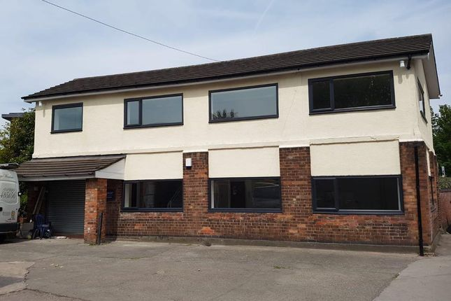 Thumbnail Office for sale in Knutsford Road, Warrington