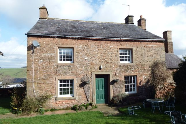 Thumbnail Farmhouse to rent in Glassonby, Penrith