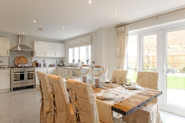 """Thumbnail Detached house for sale in """"The Haddenham"""" at Buttercup Avenue, Wynyard, Billingham"""