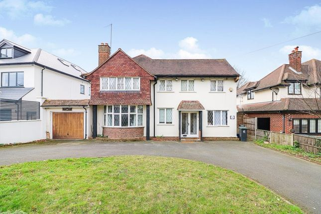Thumbnail Detached house for sale in New Forest Lane, Chigwell