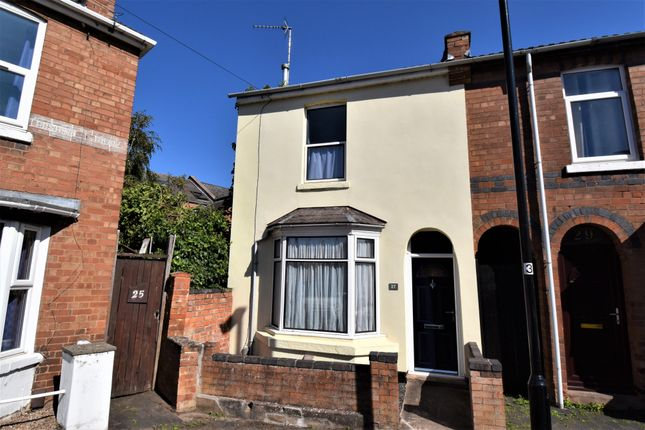 Thumbnail End terrace house for sale in Rushmore Street, Leamington Spa