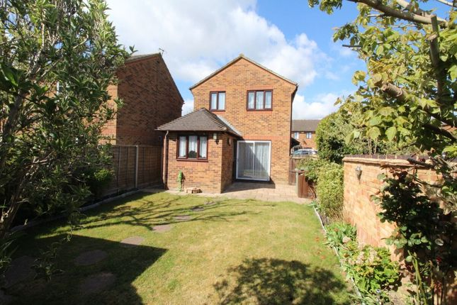 3 bed detached house for sale in Cricketers Close, Kemsley, Sittingbourne ME10
