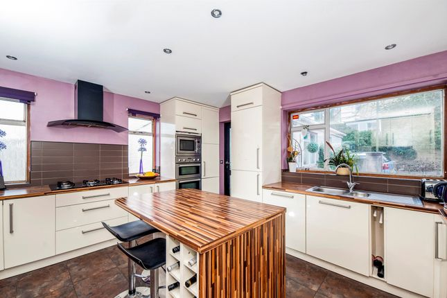 Thumbnail Detached house for sale in Western Road, Torquay