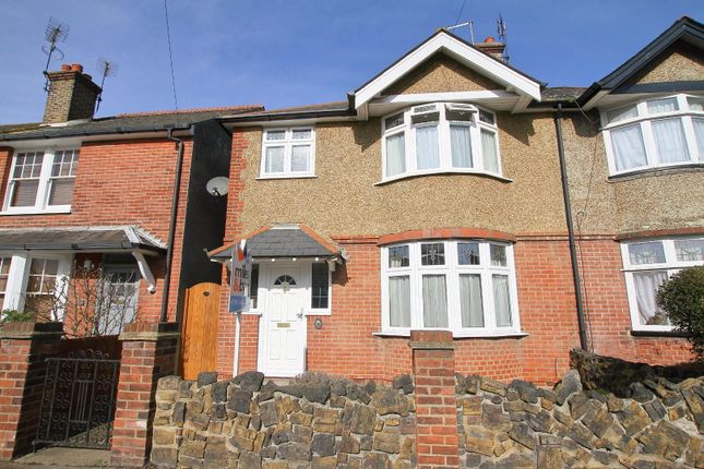 Thumbnail Property for sale in White Marsh Court, Cromwell Road, Whitstable