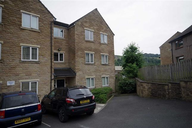 Thumbnail Flat for sale in Heather Court, Lilly Street, Sowerby Bridge