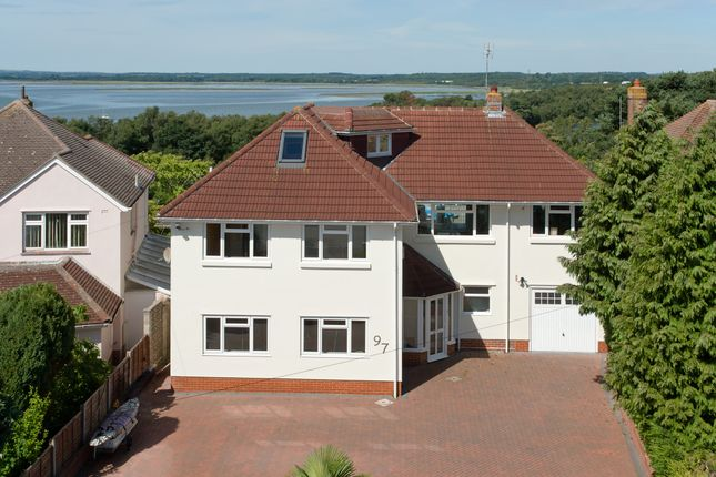 Thumbnail Detached house for sale in Lake Drive, Hamworthy, Poole