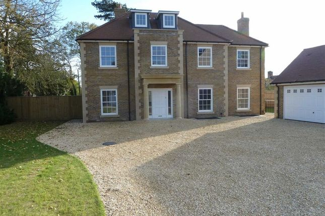 Thumbnail Detached house for sale in Peppard Common, Henley-On-Thames
