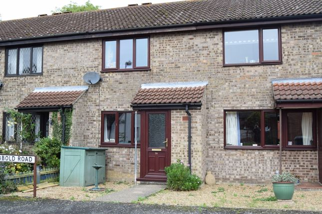 Thumbnail Terraced house for sale in Cobbold Road, Woodbridge