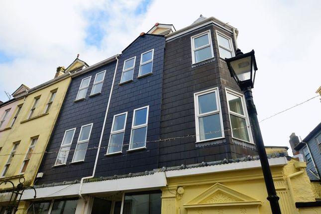 Thumbnail Flat to rent in Flat 3, 4 Honey Street, Bodmin