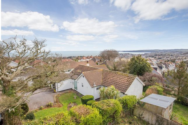 Thumbnail Detached bungalow for sale in Blakey Down Lane, Paignton