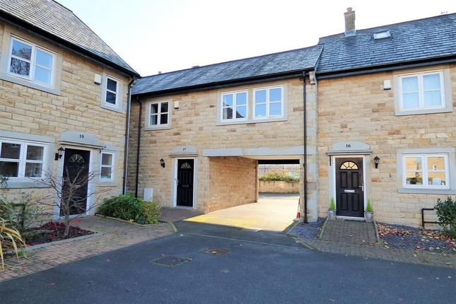 Thumbnail Maisonette for sale in Greenroyd Court, Sutton-In-Craven, Keighley