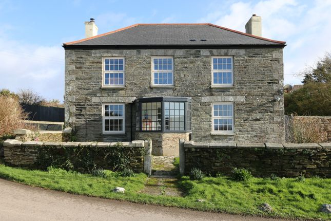 Thumbnail Detached house for sale in Tregurrian, Nr Watergate Bay