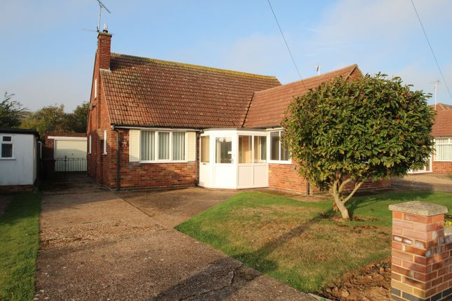 Thumbnail Property for sale in Rosemary Avenue, Felixstowe, Suffolk