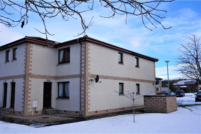 Thumbnail Flat for sale in Miller Road, Inverness