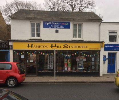 High Street, Hampton Hill, Hampton TW12