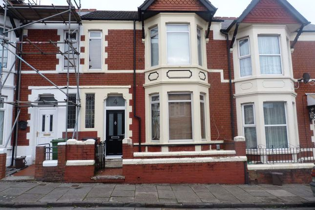 3 bed property to rent in Cosmeston Street, Cathays, Cardiff CF24
