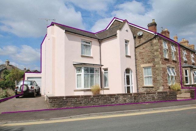 Thumbnail Semi-detached house for sale in Bathurst Park Road, Lydney