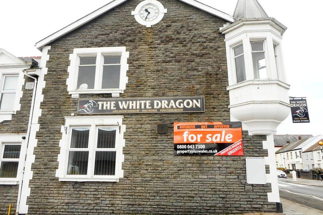 Thumbnail Retail premises for sale in Treorchy CF42, Treorchy,