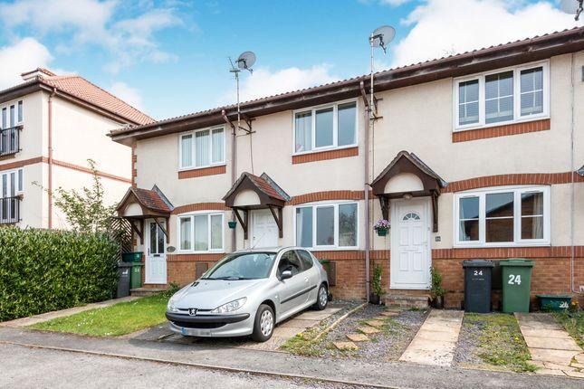 Thumbnail Terraced house to rent in Lapin Lane, Basingstoke