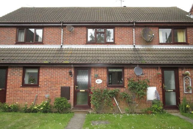 Thumbnail Terraced house to rent in Weavers Close, Stalham, Norwich