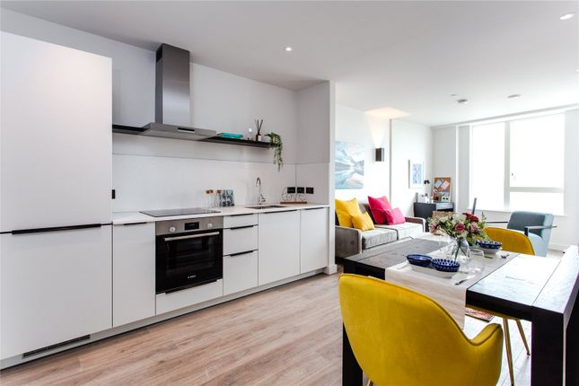 Thumbnail Flat for sale in Taona House, 1 Merrion Avenue, Stanmore, Middlesex