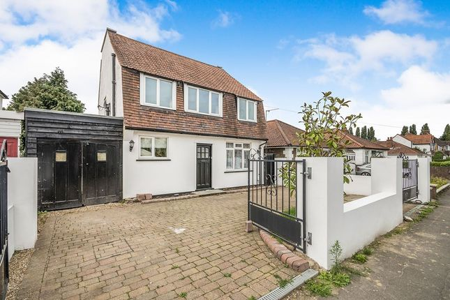 Thumbnail Detached house to rent in West Gardens, Epsom