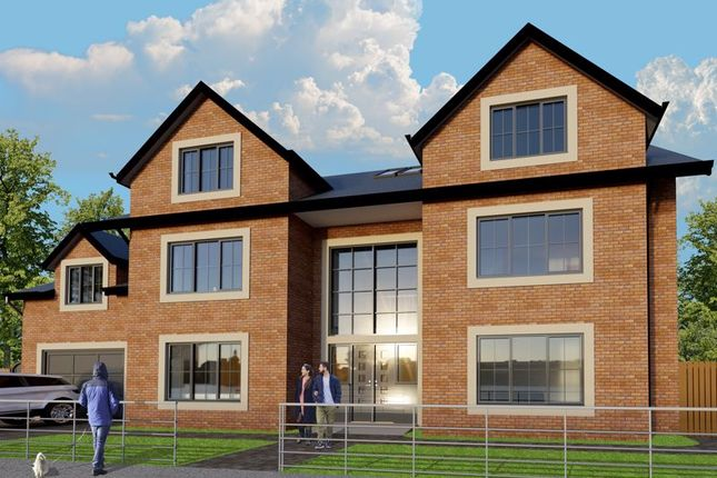 Thumbnail Land for sale in Oakwood Drive, Newcastle Upon Tyne