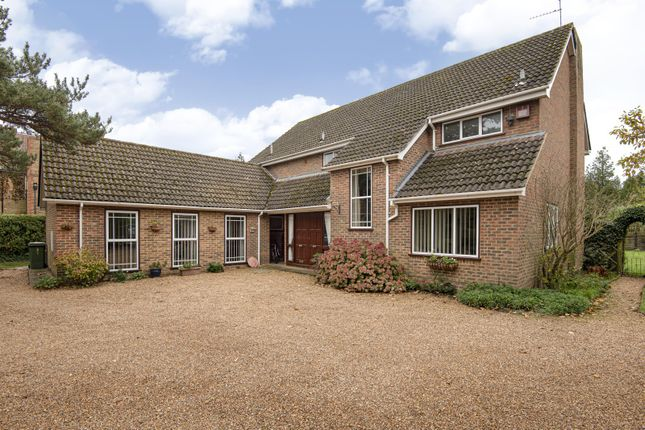 Thumbnail Detached house for sale in Ramornie Close, Hersham, Walton-On-Thames