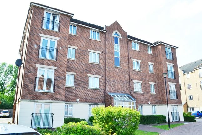 Thumbnail Flat to rent in Primrose Place, Bessacarr, Doncaster