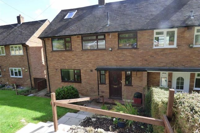 Thumbnail Semi-detached house to rent in Mount Pleasant, Middletown, Middletown Welshpool