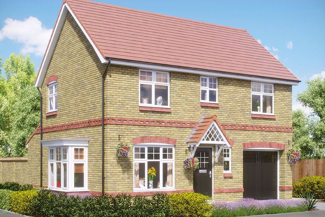 Thumbnail Detached house for sale in Highfield Place, Headbolt Lane, Kirkby