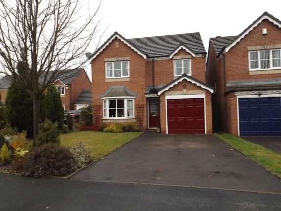 Thumbnail Detached house for sale in Long Mynd Close, Willenhall, West Midlands, Willenhall