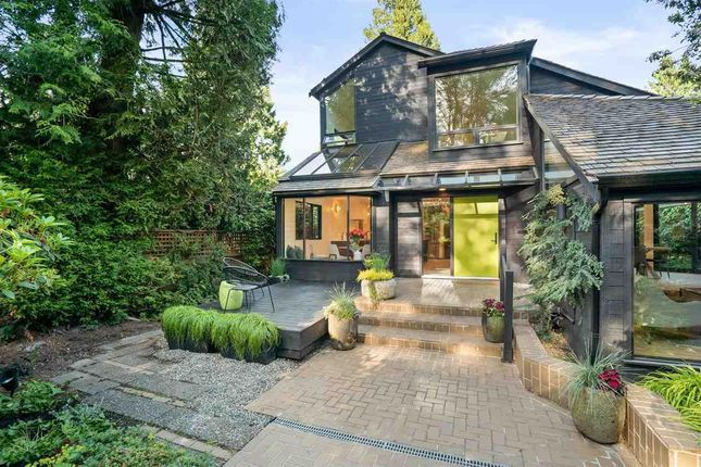 Thumbnail Villa for sale in Alma St, Vancouver, British Columbia, V6N 1Y6, Canada