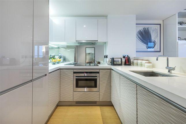 Kitchen of Pan Peninsula Square, London E14