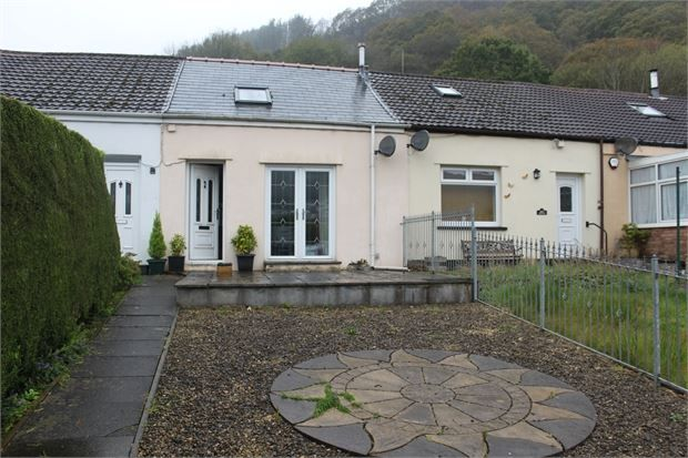 Thumbnail Bungalow for sale in Station Terrace, Llwynypia, Tonypandy, Rhondda Cynon Taff.