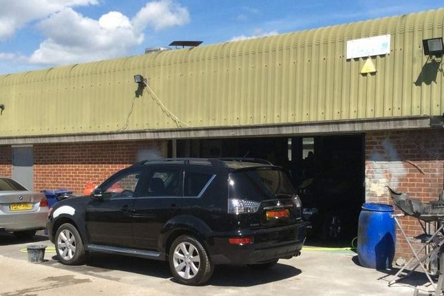 Thumbnail Parking/garage for sale in 4 The Common, West Drayton
