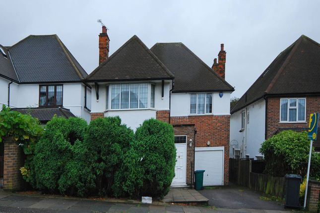 Thumbnail Property to rent in Armitage Road, Golders Green