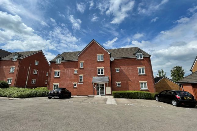 Thumbnail Flat for sale in Knights Walk, Castle Maen, Caerphilly