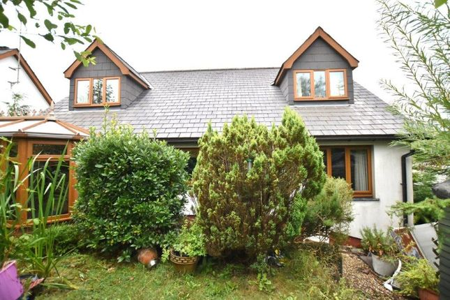 Thumbnail Detached bungalow for sale in New Inn, Pencader, Carmarthenshire, 9Be