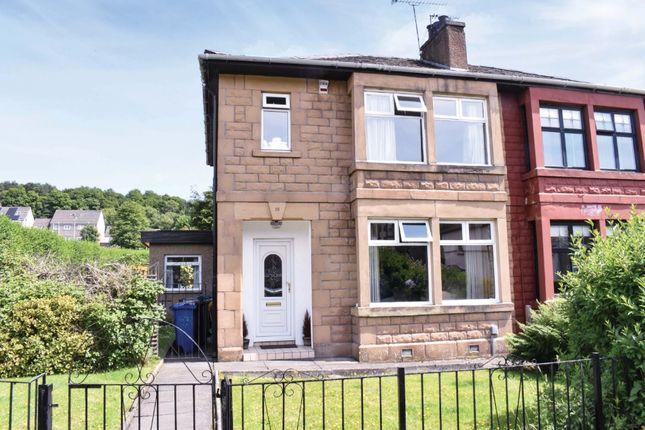 Thumbnail Semi-detached house for sale in Deepdene Road, Bearsden, East Dunbartonshire