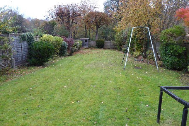 Rear Garden of Knightlow Road, Birmingham B17
