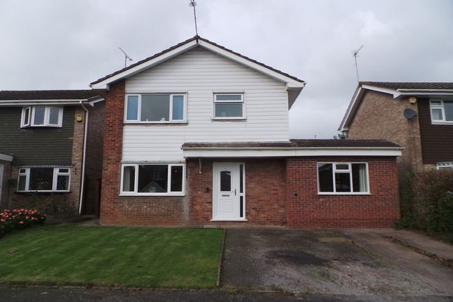 4 bed detached house for sale in Faceby Grove, Meir Park, Stoke-On-Trent