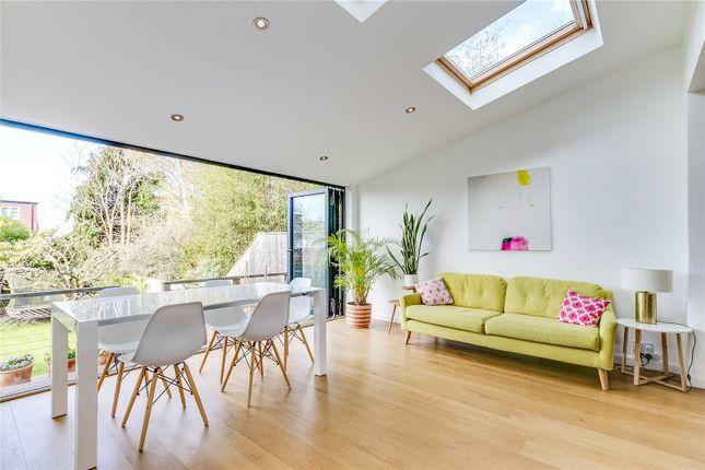 Thumbnail Semi-detached house for sale in Ellerton Road, London
