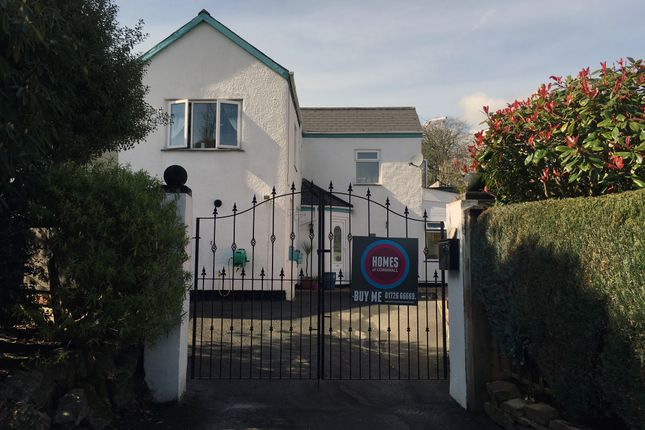 3 bed detached house for sale in Alexandra Road, St Austell