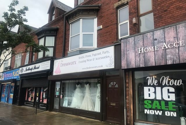 Thumbnail Retail premises for sale in 231 York Road, Hartlepool