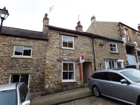 Thumbnail Terraced house for sale in Frenchgate, Richmond, North Yorkshire