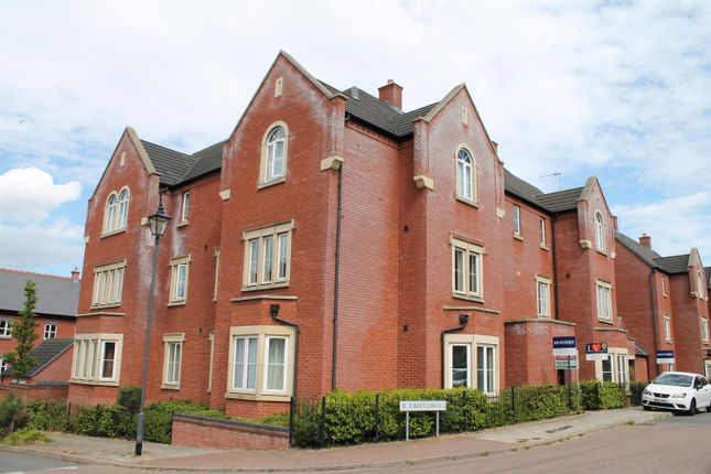 Thumbnail Flat to rent in Jubilee Drive, Handsworth, Birmingham