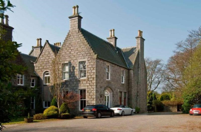 Thumbnail Town house to rent in Beaconhill House, Milltimber, Aberdeenshire, 0Ht